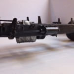 Knorr auxiliary steering system